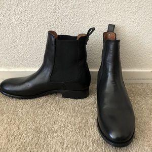 Frye Melissa Chelsea Short Boots